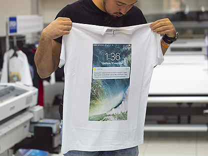 столица печать фото на футболке тц город это самый
