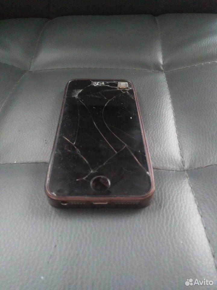 iPhone SE2016 на запчасти  89520532920 купить 1