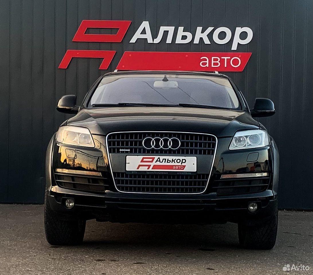 Audi Q7, 2007  89279472376 купить 2