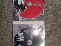 """Диск """"Игла remix"""" cd + dvd лицензия"""