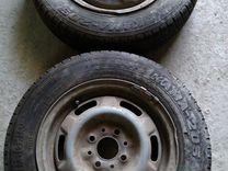 Кама 205, 165-70, R13, колеса в сборе