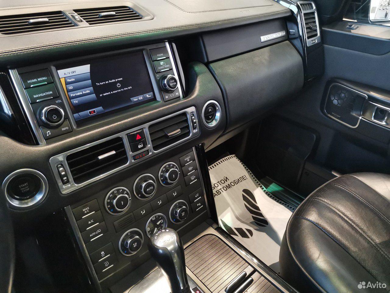 Land Rover Range Rover, 2010  89192428119 купить 9