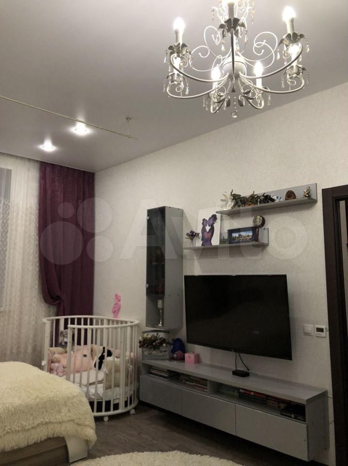 1-rums-lägenhet 42 m2, 1/4 FL.  89063940544 köp 5