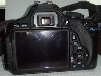Продам Canon 600D