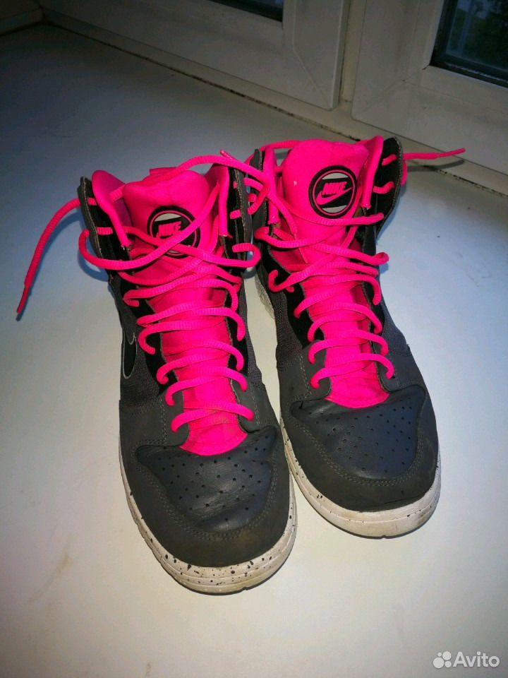 Баскетбольные кроссовки Nike  89199397904 купить 1