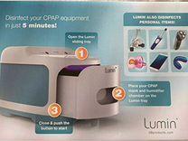 Уф дезинфицирующее оборудование 3B Lumin