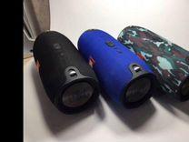 Большая Bluetooth колонка жбл Хаки. 30 см. Новая