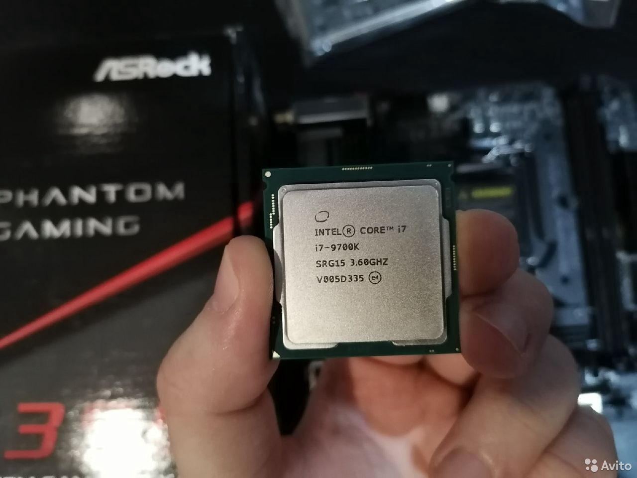 Intel Core i7-9700K память тимгруппы 4133  89125627916 купить 1