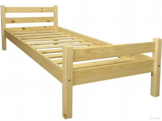 Кровать детская односпальная 89996132091 купить 1