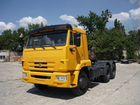 Камаз 65116-7010-48 тягач Евро 5
