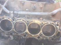 Блок двигателя Toyota Land Cruiser 100