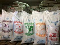 Комбикорма, зерно, добавки