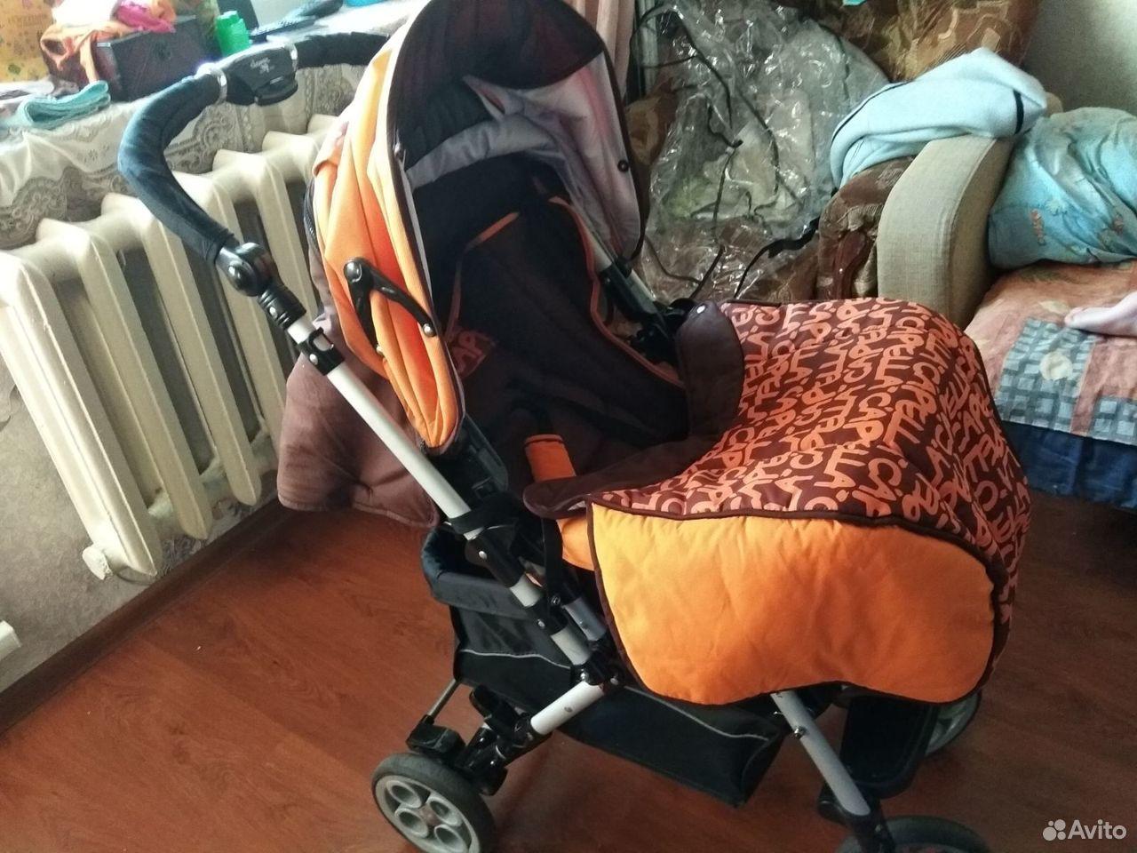 Продам детскую коляску  89243805957 купить 4