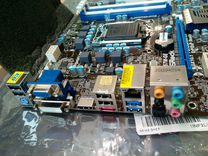 Новая LGA 1155 AsRock H67M-GE sata3 usb 3.0