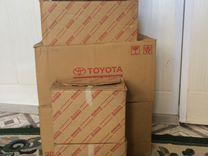 Фары на Toyota Prado j90