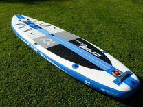 Надувная SUP-сап доска для серфинга ZRay A2 (10.6) — Хобби и отдых в Геленджике