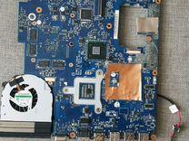 Продам на запчасти Lenovo g780
