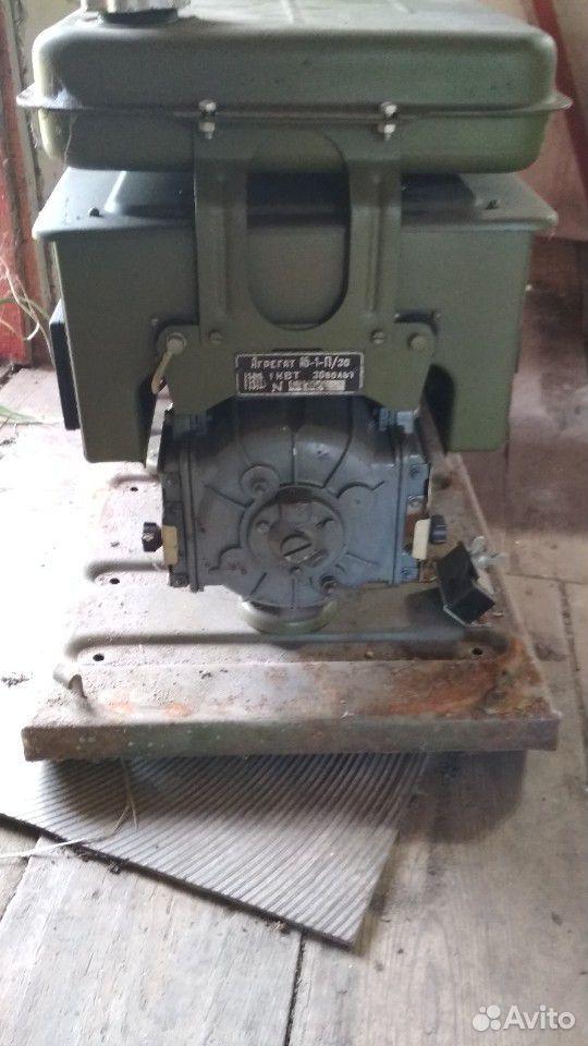 Бензогенератор армейский агрегат аб-1-П-30 89537311492 купить 1