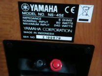 Yamaha колонки