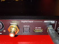 Цап Matrix X-Sabre Pro DSD dac — Аудио и видео в Москве