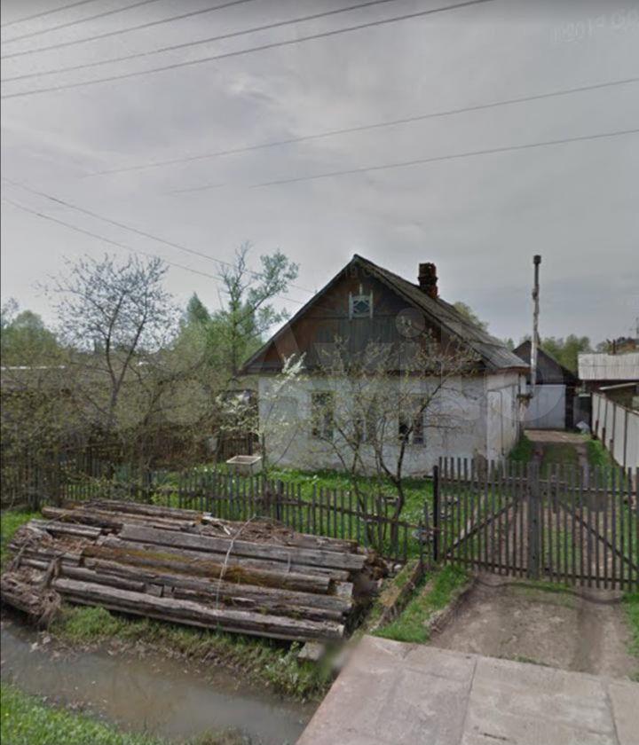 Дом 41 м² на участке 6 сот.