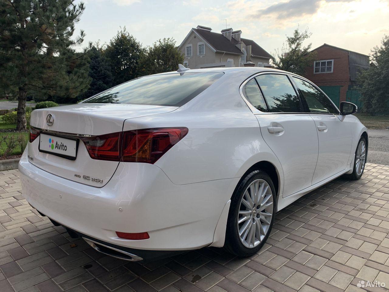 Lexus GS, 2012  89898002894 купить 9
