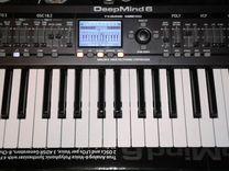 Аналоговый синтезатор Behringer Deepmind 6