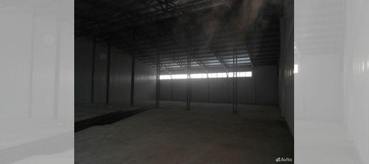 Складские помещения от 200 до 700 м² в Московской области | Недвижимость | Авито