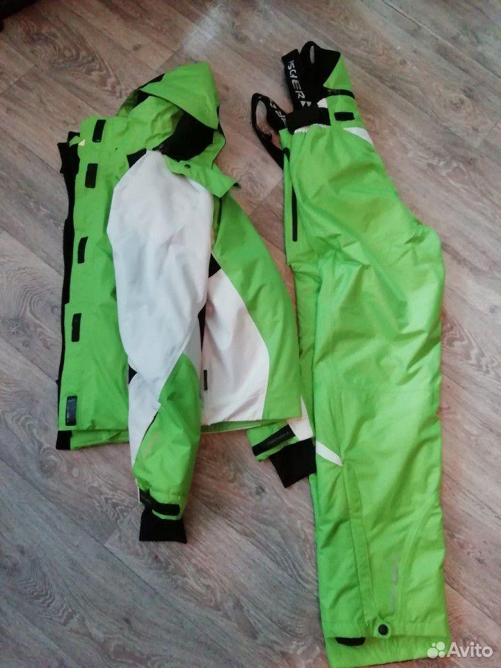 Горнолыжный костюм Fischer  89220223161 купить 1