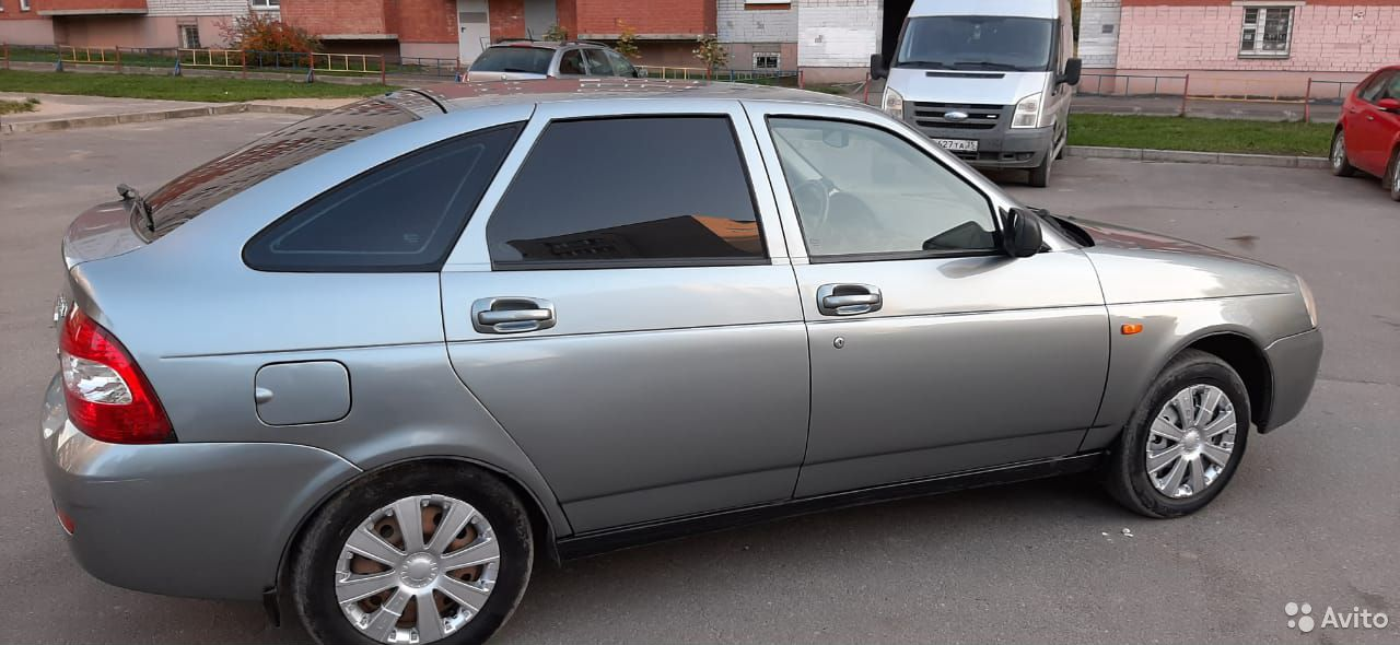 LADA Priora, 2008  89992603011 купить 5