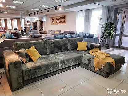Максимус 10, модульный, большой угловой диван