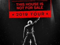 2 билета на концерт Бон Джови Bon Jovi