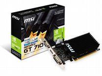 Продам MSI GeForce GT 710 1Gb