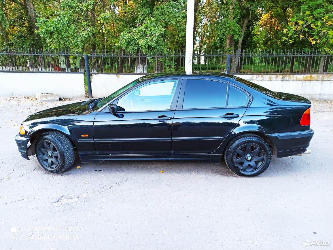 BMW 3 серия, 1998  89066585814 купить 2