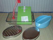 Посуда Икеа (рюмки и мисочки в подарок)
