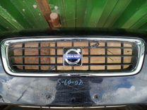 Бампер Volvo S60