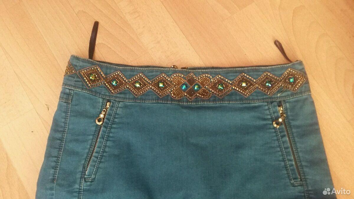 Юбка джинсовая  89622522121 купить 3