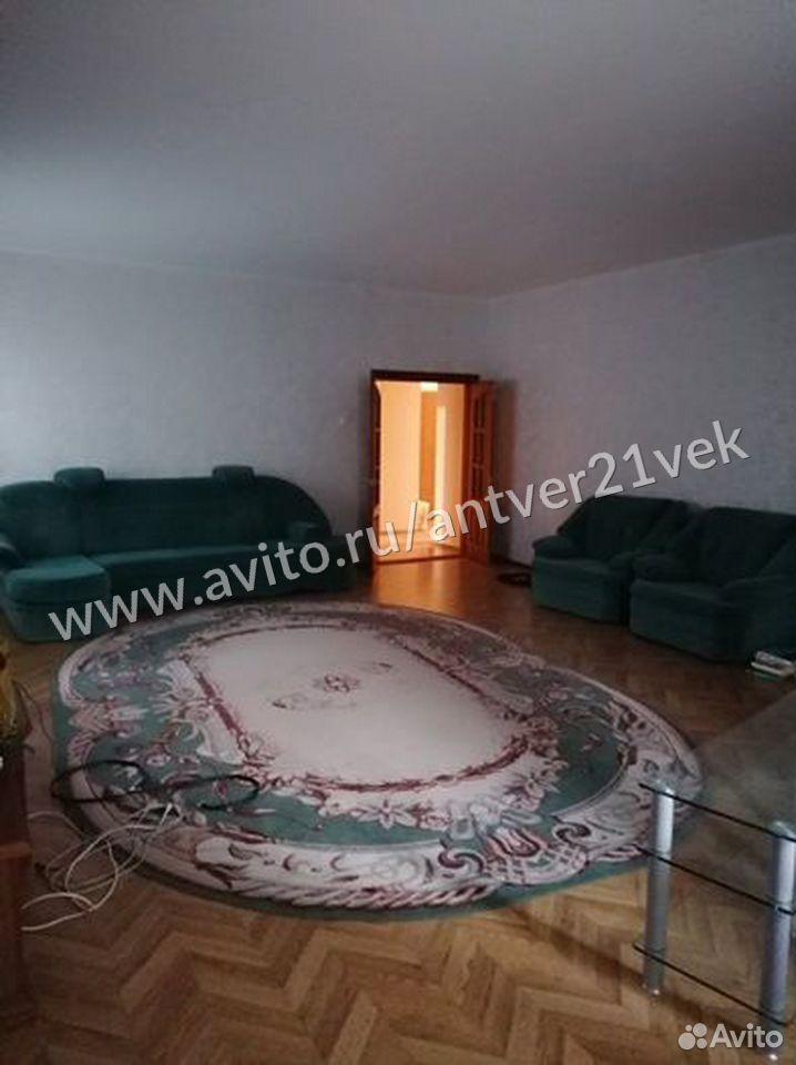 3-к квартира, 119 м², 2/4 эт.