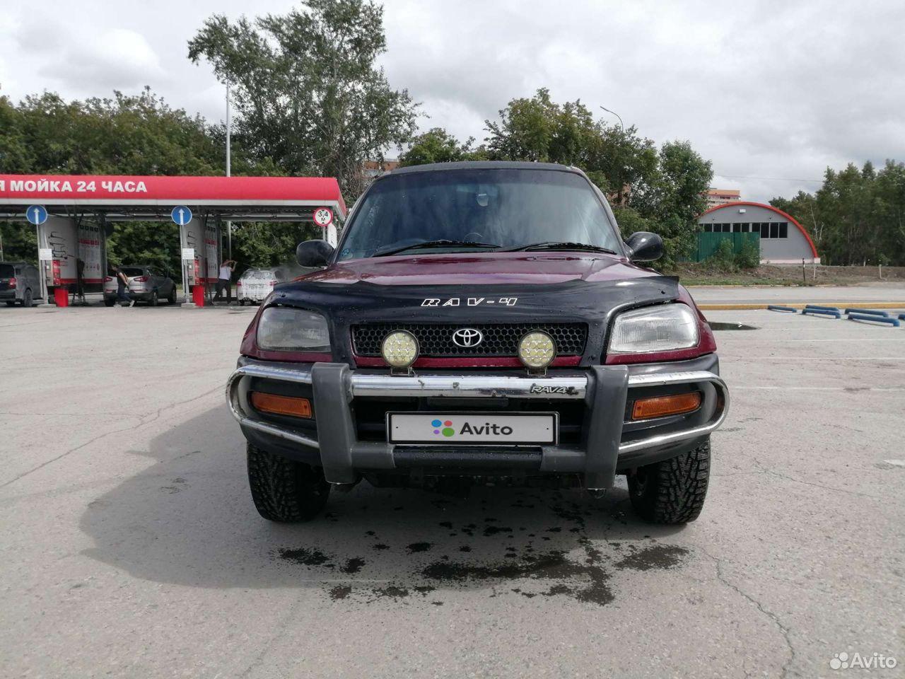 Toyota RAV4, 1996  89134506233 купить 8