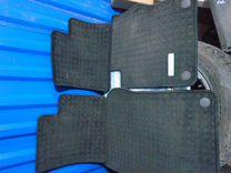 Мерседес ml 164, gl164 коврики ворсовые оригинал — Запчасти и аксессуары в Волгограде